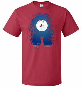Fly With Your Spirit Unisex T-Shirt - True Red / S - T-Shirt