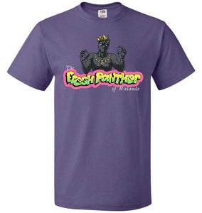 Fresh Panther Unisex T-Shirt - Purple / S - T-Shirt