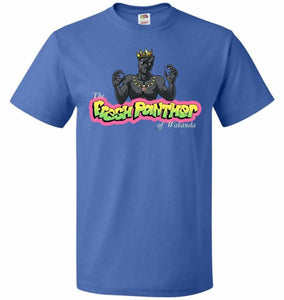 Fresh Panther Unisex T-Shirt - Royal / S - T-Shirt