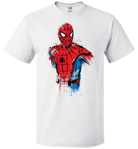 Friendly Neighborhood Unisex T-Shirt - White / S - T-Shirt