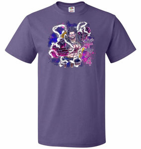 Gear 4 Unisex T-Shirt - Purple / S - T-Shirt