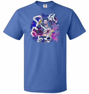 Gear 4 Unisex T-Shirt - Royal / S - T-Shirt
