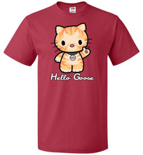 Load image into Gallery viewer, Hello Goose Unisex T-Shirt - True Red / S - T-Shirt