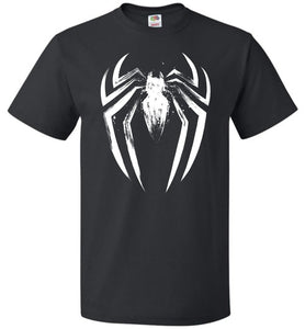 I Am The Spider Unisex T-Shirt - Black / S - T-Shirt