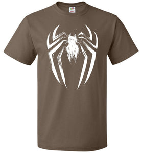 I Am The Spider Unisex T-Shirt - Chocolate / S - T-Shirt