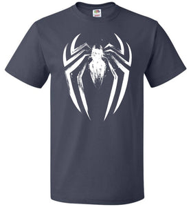 I Am The Spider Unisex T-Shirt - J Navy / S - T-Shirt