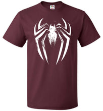 Load image into Gallery viewer, I Am The Spider Unisex T-Shirt - Maroon / S - T-Shirt