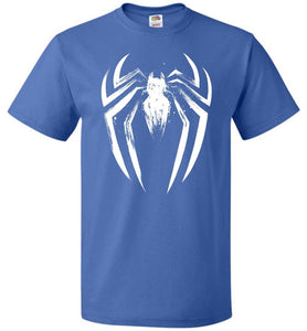 I Am The Spider Unisex T-Shirt - Royal / S - T-Shirt