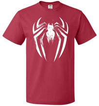Load image into Gallery viewer, I Am The Spider Unisex T-Shirt - True Red / S - T-Shirt
