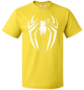 I Am The Spider Unisex T-Shirt - Yellow / S - T-Shirt