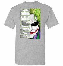 Load image into Gallery viewer, Joker Unisex T-Shirt - Sports Grey / S - T-Shirt