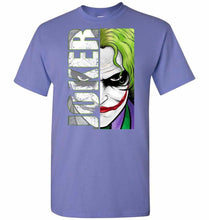 Load image into Gallery viewer, Joker Unisex T-Shirt - Violet / S - T-Shirt