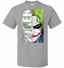 Load image into Gallery viewer, Joker Unisex Youth T-Shirt - Athletic Heather / Youth S - T-Shirt