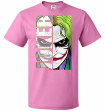 Load image into Gallery viewer, Joker Unisex Youth T-Shirt - Azalea / Youth S - T-Shirt