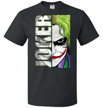 Load image into Gallery viewer, Joker Unisex Youth T-Shirt - Black / Youth S - T-Shirt