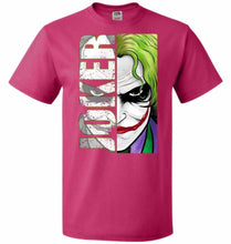 Load image into Gallery viewer, Joker Unisex Youth T-Shirt - Cyber Pink / Youth S - T-Shirt