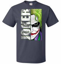 Load image into Gallery viewer, Joker Unisex Youth T-Shirt - J Navy / Youth S - T-Shirt