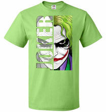 Load image into Gallery viewer, Joker Unisex Youth T-Shirt - Kiwi / Youth S - T-Shirt
