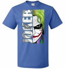 Load image into Gallery viewer, Joker Unisex Youth T-Shirt - Royal / Youth S - T-Shirt