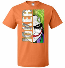 Load image into Gallery viewer, Joker Unisex Youth T-Shirt - Tennessee Orange / Youth S - T-Shirt