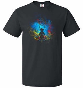 Kingdom Art Unisex T-Shirt - Black / S - T-Shirt
