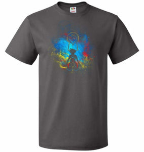 Kingdom Art Unisex T-Shirt - Charcoal Grey / S - T-Shirt