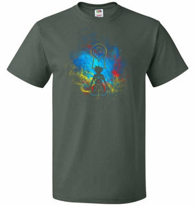 Kingdom Art Unisex T-Shirt - Forest Green / S - T-Shirt