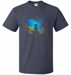 Kingdom Art Unisex T-Shirt - J Navy / S - T-Shirt