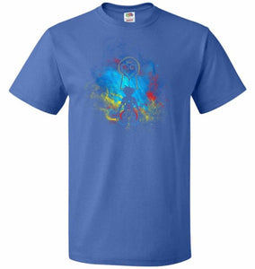 Kingdom Art Unisex T-Shirt - Royal / S - T-Shirt