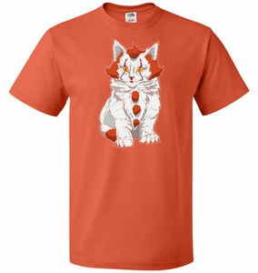 kITten Unisex T-Shirt - Burnt Orange / S - T-Shirt