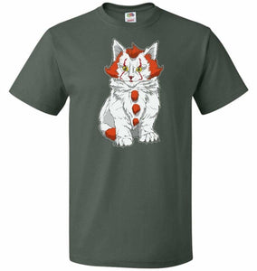 kITten Unisex T-Shirt - Forest Green / S - T-Shirt