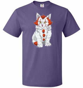 kITten Unisex T-Shirt - Purple / S - T-Shirt