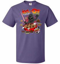Load image into Gallery viewer, Kyl-Os Unisex T-Shirt - Purple / S - T-Shirt
