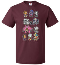 Load image into Gallery viewer, Lil Overwatch Unisex T-Shirt - Maroon / S - T-Shirt