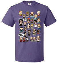 Load image into Gallery viewer, lil Wrestlers Unisex T-Shirt - Purple / S - T-Shirt