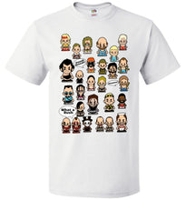 Load image into Gallery viewer, lil Wrestlers Unisex T-Shirt - White / S - T-Shirt