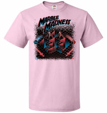 Load image into Gallery viewer, Madness Marbles Unisex T-Shirt - Classic Pink / S - T-Shirt