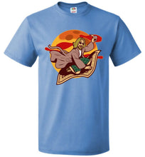 Load image into Gallery viewer, Magic Rug Ride Unisex T-Shirt - Columbia Blue / S - T-Shirt