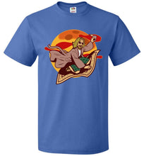 Load image into Gallery viewer, Magic Rug Ride Unisex T-Shirt - Royal / S - T-Shirt