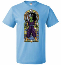 Load image into Gallery viewer, Namekian Warrior Unisex T-Shirt - Aquatic Blue / S - T-Shirt