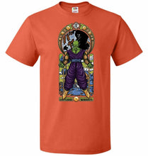 Load image into Gallery viewer, Namekian Warrior Unisex T-Shirt - Burnt Orange / S - T-Shirt