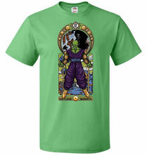Load image into Gallery viewer, Namekian Warrior Unisex T-Shirt - Kelly / S - T-Shirt