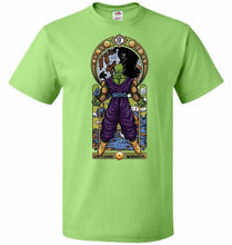 Load image into Gallery viewer, Namekian Warrior Unisex T-Shirt - Kiwi / S - T-Shirt