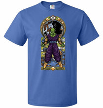 Load image into Gallery viewer, Namekian Warrior Unisex T-Shirt - Royal / S - T-Shirt