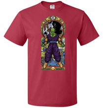 Load image into Gallery viewer, Namekian Warrior Unisex T-Shirt - True Red / S - T-Shirt
