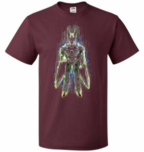 Perfection Unisex T-Shirt - Maroon / S - T-Shirt