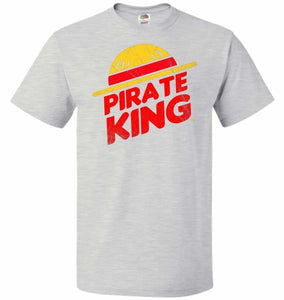 Pirate King Unisex T-Shirt - Ash / S - T-Shirt