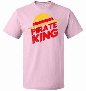 Pirate King Unisex T-Shirt - Classic Pink / S - T-Shirt