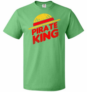 Pirate King Unisex T-Shirt - Kelly / S - T-Shirt