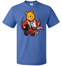 Load image into Gallery viewer, Pooh Dameron Unisex T-Shirt - Royal / S - T-Shirt